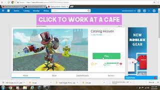 ITS HEAVEN!!!!!! #5 Lets Play roblox