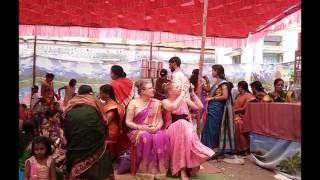 Мой фильм-Индия (2 часть) май 2016г. Бутмунгали-свадьба, храмы Шивы