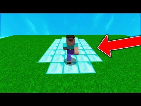 ANYWHERE THIS NOOB GOES TURNS TO DIAMOND! (Minecraft Trolling)