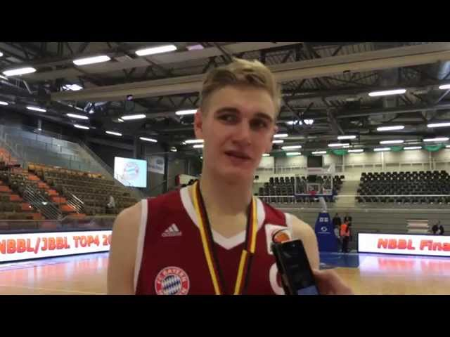 Der #TOP4-MVP Richard Freudenberg im Interview