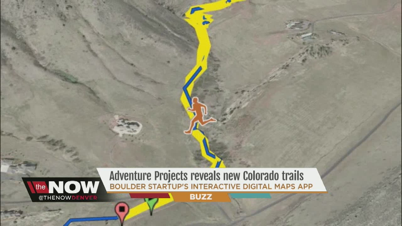 Discover new trails and stay safe with Boulder's 'Hiking Project' and  'Trail Run Project' apps
