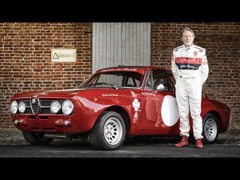 """""""I miei anni in Autodelta"""" il libro di Gian Luigi Picchi (Trailer) - Davide Cironi Drive Experience"""