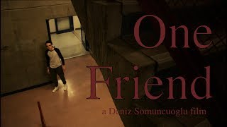 Cover images One Friend - Short Film