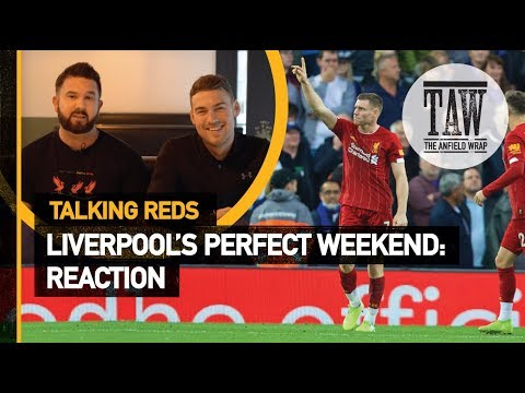 rpool&39;s Perfect Weekend Reaction  Talking Reds