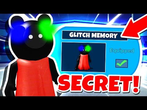 How To UNLOCK GLITCH MEMORY PIGGY SKIN In Roblox Piggy 2!! (Secret Skin)