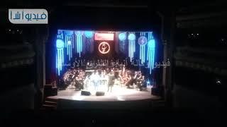 بالفيديو .اختتام فعاليات مهرجان الموسيقى العربية بأوبرا دمنهور