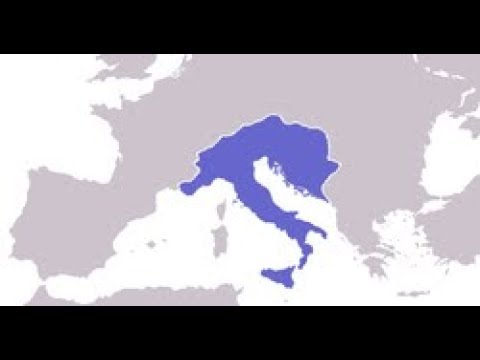 Medieval Europe: Ostrogothic Italy and the Franks