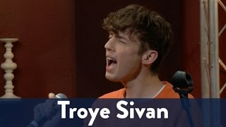 Troye Sivan - Wild (Live) 3/7 | KiddNation
