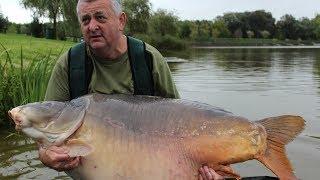 Вот это рыбалка Руками поймал такую рыбину