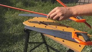 новые ножовки по дереву Sturm - достойны ли внимания? / Какую ножовку по дереву выбрать?