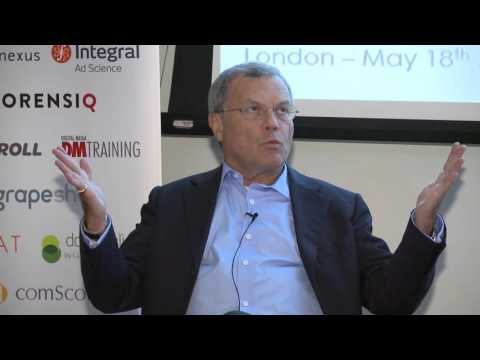 A Fireside Chat on Brand Safety Featuring Sir Martin Sorrell, CEO & Founder, WPP