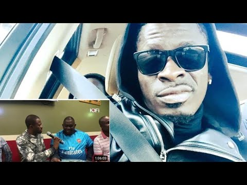 SHATTA WALE'S PRIVATE JET TO WORCESTER(USA) AND MATTERS ARIS