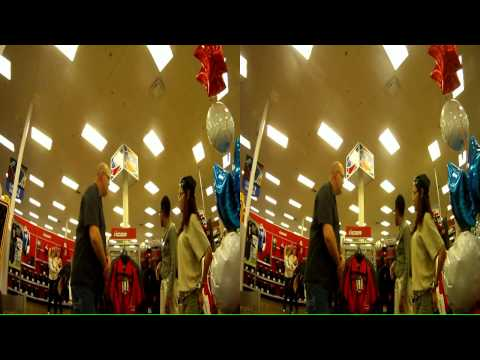 GoPro 3D Interview at Ft Bliss, TX, AAFES Associates and James Campbell