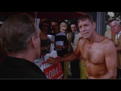 The Swimmer: This is my wagon, man!