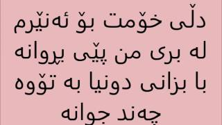 Navid Zardi - Bayanit Bash (Lyrics)