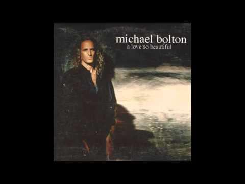 Michael Bolton - A Love So Beautiful Karaoke Instrumental