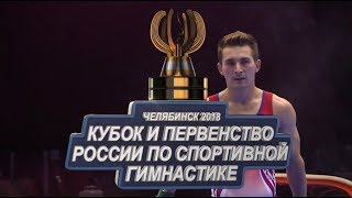 Russian Gymnastics Cup 2018. Men