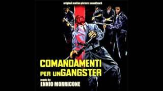 Ennio Morricone - Comandamenti Per Un Gangster - Solo Nostalgia, Jane Relly.1960