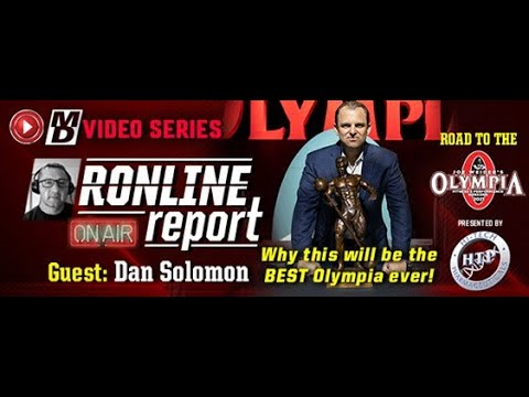 Download Dan Solomon : Why 2021 Will Be the Best Olympia Ever!