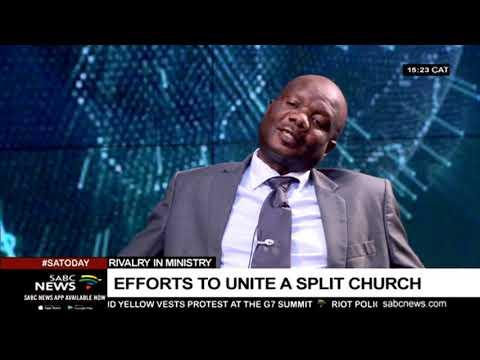 St. Johns Apostolic Faith Mission Church Draws Efforts To Re-unite