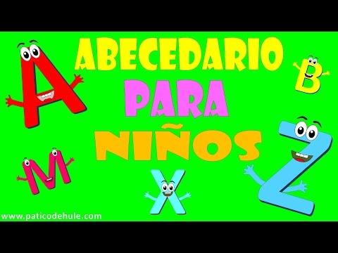 abecedario-para-niños---letras-y-palabras-para-niños---el-tren-de-las-letras---abc-para-niños