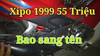 Bán xipo RGV 120 đời 1999 giá 55 triệu bao sang tên |Ngố Nguyễn