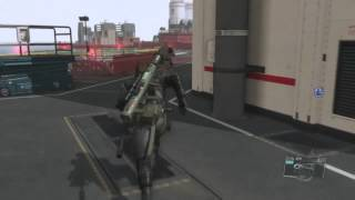 """The Six Million Dollar Man"" Easter Egg - Metal Gear Solid V: The Phantom Pain"