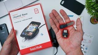 Sandisk ngirimin 3 barang ini... MP3