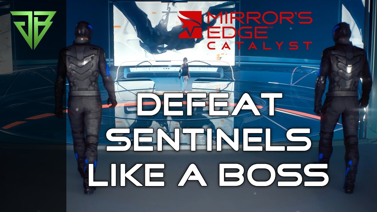 Mirror 39 s edge catalyst gameplay walkthrough defeat for Mirror gameplay walkthrough