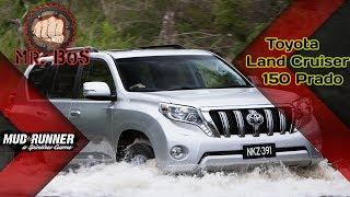 toyota Land Cruiser 150 Prado/Честный Обзор / Spintires: MudRunner /монопривод?