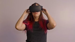 Oculus Rift virtual reality is now real
