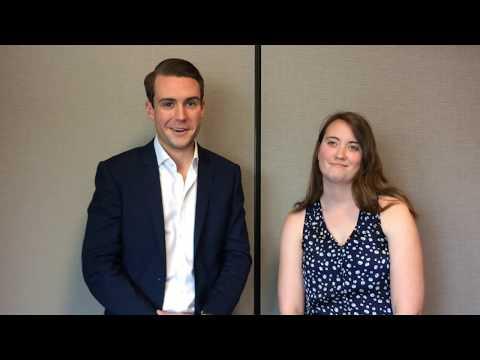 Elevator Pitch: Kolu co-founders Riley de Leon and Emily Johnson