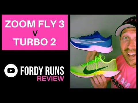 Nike Zoom Fly 3 Vs Nike Zoom Pegasus