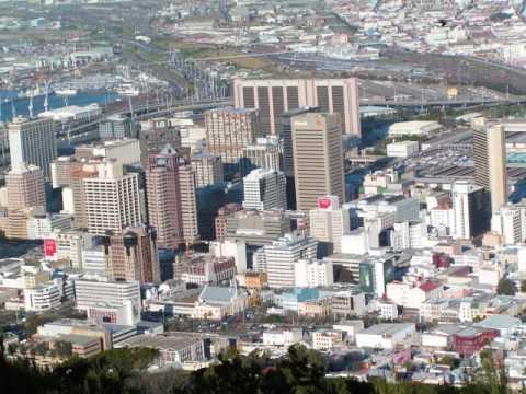 African Cities - Sub-saharan africa!