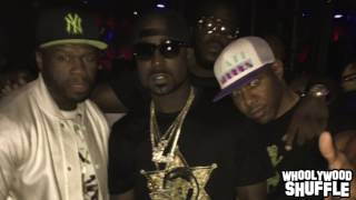 """Young Buck Clarifies G-Unit Rant, Juvenile History and Unreleased 50 Cent """"Blood Hound"""" Story"""