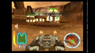 Star Wars the Clone Wars: (Original Xbox) Mission 1 - The Rescue Begins