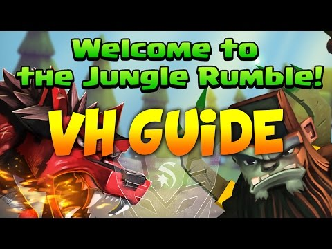 JUNGLE RUMBLE VH GUIDE [Dungeon Boss] w/ STARSKREAM