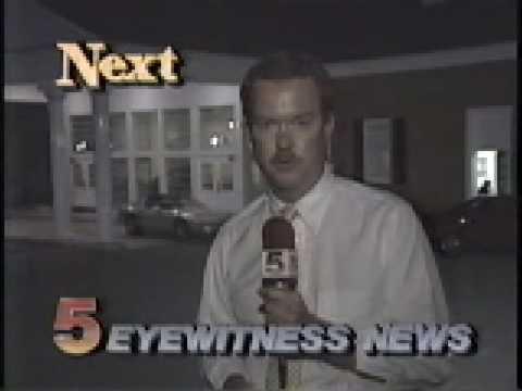 KSDK 1990 St. Louis TV News Clips, Dick Ford, Karen Foss, Deanne Lane, Rich Eisom