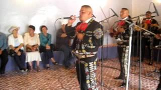 el muchacho alegre mariachi puro jalisco en las fiestas de Santa Rosa Jalisco