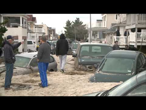 SUPERSTORM SANDY:  LONG ISLAND