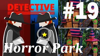 Find The Differences - The Detective Answers: Horror Park Level 1- 10