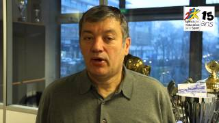 Interview de Jacques Santini
