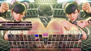 Street Fighter V PC AE mods - New mod CHUN-LI by BrutalAce