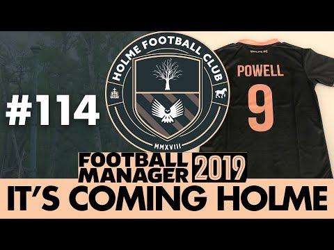HOLME FC FM19 | Part 114 | PREMIER LEAGUE? | Football Manager 2019