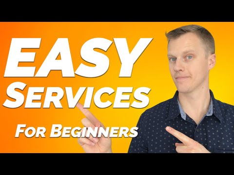 6 EASY Digital Marketing Agency Services For Beginners