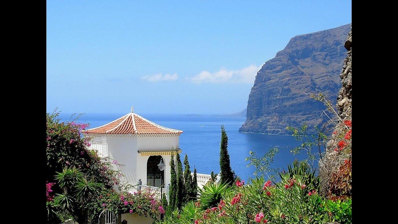 Отдых на острове Тенерифе (Канарские острова, Испания)