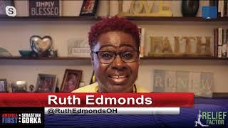 Ruth Edmonds on America First with Sebastian Gorka