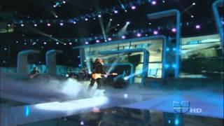 Premio Lo Nuestro 2011 - Mana - Arde El Cielo