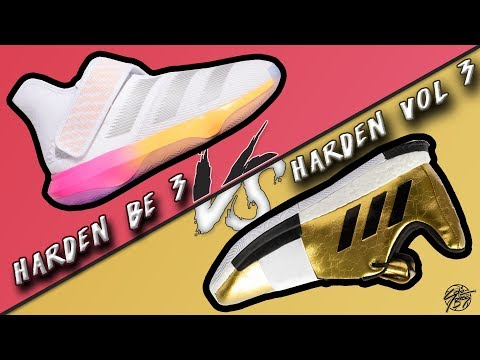adidas-harden-b/e-3-vs-harden-vol-3!
