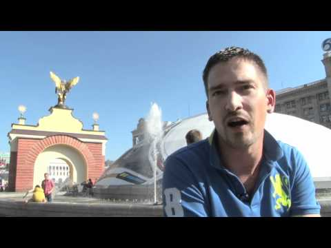 Interview with die-hard Liverpool fan and Bureau Chief Reporter in the Ukraine